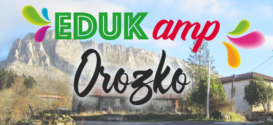 Campamentos en OROZKO