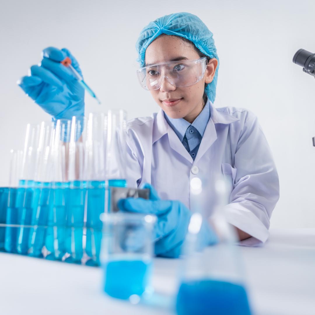 ¿Es una niña libre de elegir su futuro cómo científica?