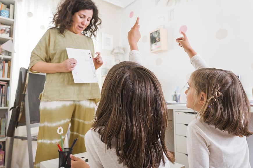 Servicios educativos a domicilio en Bilbao y alrededores