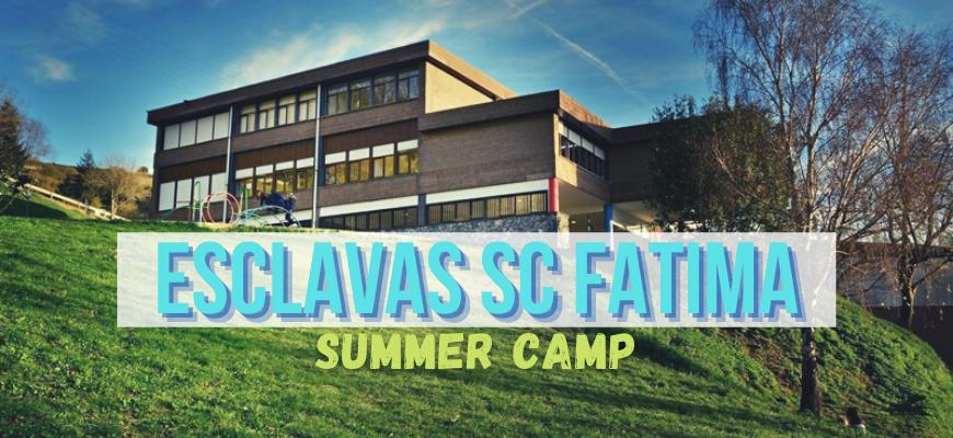 Esclavas SC-Fátima Summer Camp